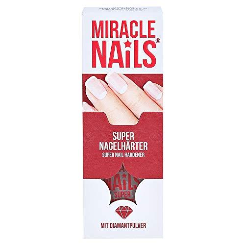 MIRACLE NAILS Super Nagelhärter Lösung, 8 ml Lösung