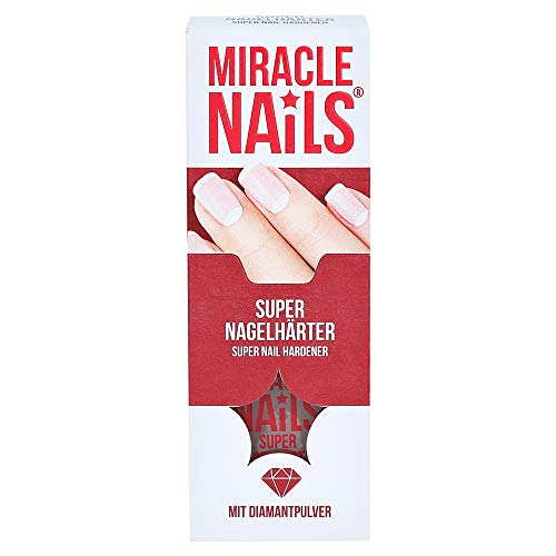 MIRACLE Nails super Nagelhärter