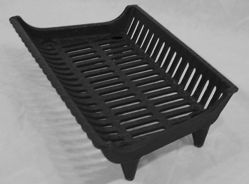 Find Discount Fireplace Hearth Grate Grill - 23 Cast Iron ECONOMY