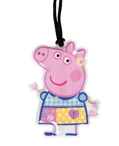 Peppa Pig Linterna LED con Cordón Colgar