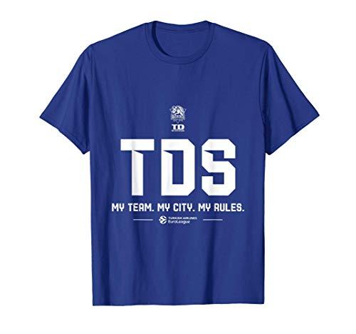 Teams - TD Systems Baskonia Vitoria-Gasteiz Camiseta