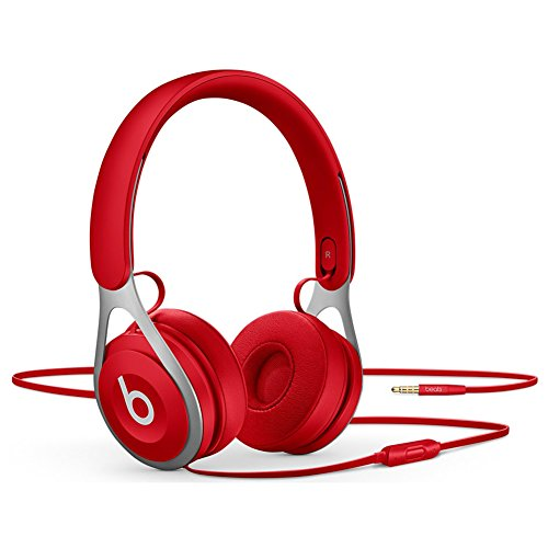 Beats by Dr. Dre EP On-Ear Wired Headphones- Red