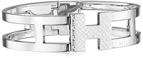 Tommy Hilfiger Damen-Armband 925 Silber Emaille 20 cm-2700831