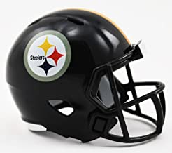 PITTSBURG STEELERS NFL Cupcake / Cake Topper Mini Football Helmet