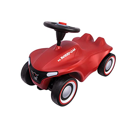 BIG Spielwarenfabrik BIG-Bobby-Car-Neo Rot Bild