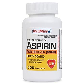 enteric coated aspirin 325mg