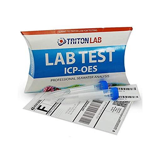 Triton ICP-OES Analyse - kit per l'analisi dell'acqua dell'acquario