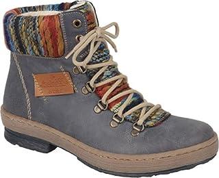 Rieker-Antistress Women's Felicitas 43 Lace Up Ankle Boot
