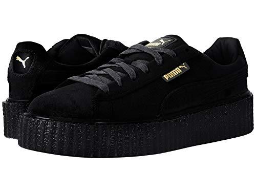 PUMA x Fenty by Rihanna Womens Creeper Velvet Platform Sneaker, nero (Cruz V2 Fresh Foam), 40 EU