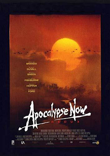 Poster Apocalypse Now Affiche cinéma Wall Art