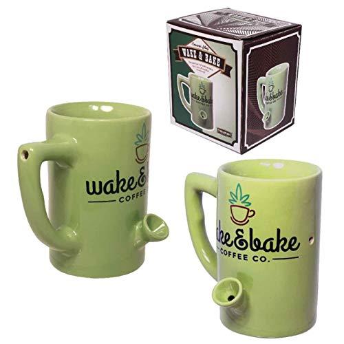The Original Wake & Bake Coffee Mug - Gift Box Included