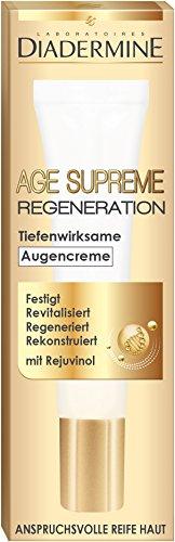 Diadermine Age Supreme Regeneration Augencreme, 1er Pack (1 x 15 ml)