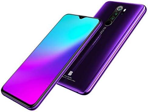 "BLU G90 Pro – 6.5"" HD+ Gaming Smartphone, Quad Camera, 128GB+4GB RAM – Purple Haze (Renewed) WeeklyReviewer"