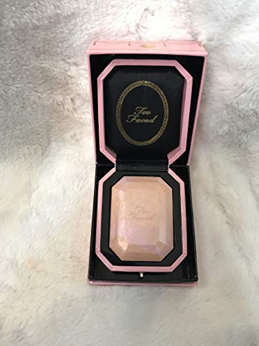 TOO FACED Diamond Light Multi-Use Highlighter COLOR: Fancy Pink Diamond - Vivid Warm Pink