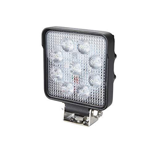HELLA 1GA 357 103-012 Arbeitsscheinwerfer - Valuefit S1500 - LED - 12V/24V - 1500lm - Anbau - hängend/stehend - Nahfeldausleuchtung - Kabel: 800mm