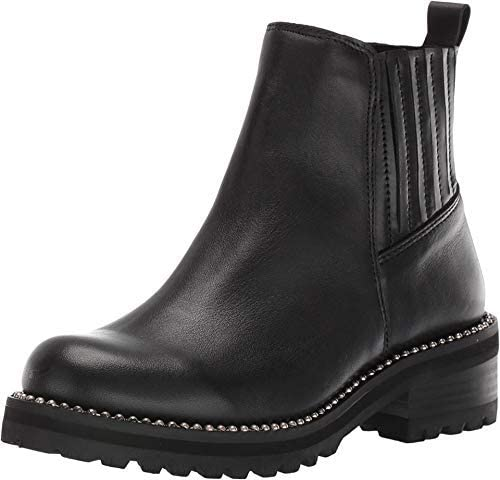 STEVEN by Steve Madden Women's 時間指定不可 Shoes Gibson Closed Leather 入手困難