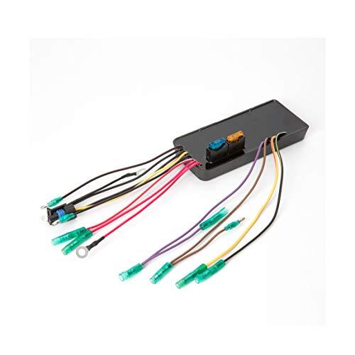SeaDoo MPEM CDI Ignition Unit 717 720 1995 1996 GTI GTS HX SPX SPI XP Replaces 278-000-423, 278-000-474, 278-000-821, 278-000-822, 278-000-822, 278-001-025, 278-001-134, 278-001-135