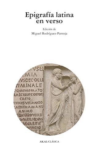 Epigrafía Latina en Verso: 93 (Clásica)