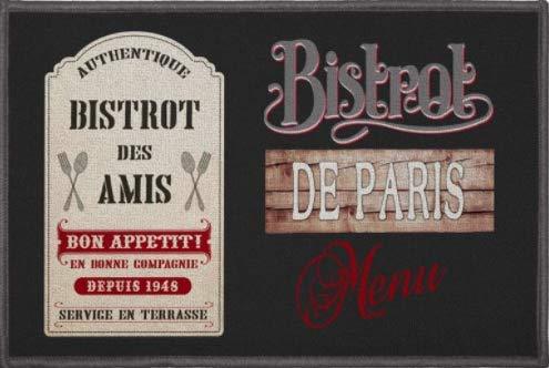 Promo Linge Tapis De décoration 50 X 80cm / 40 X 60cm (50_x_80_cm, Bistrot)