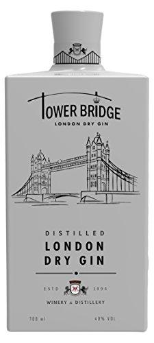 Ginebra Premium Tower Bridge London Dry GIN white 700ml