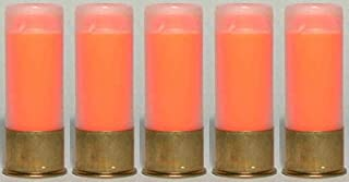 ST Action Pro Pro Pack Of 5 Inert 12 GA 12GA Gauge Shotgun Orange Safety Trainer..