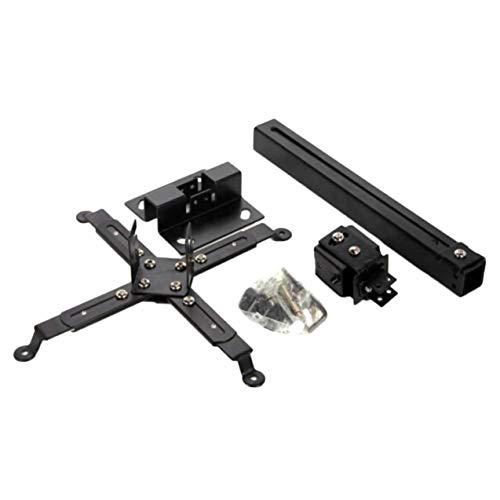 Zhou-YuXiang Soporte Universal para proyector, retráctil, Extensible, Ajustable, Soporte de Pared para Montaje en Techo, Soporte para Colgar con Capacidad de Carga de 5 kg
