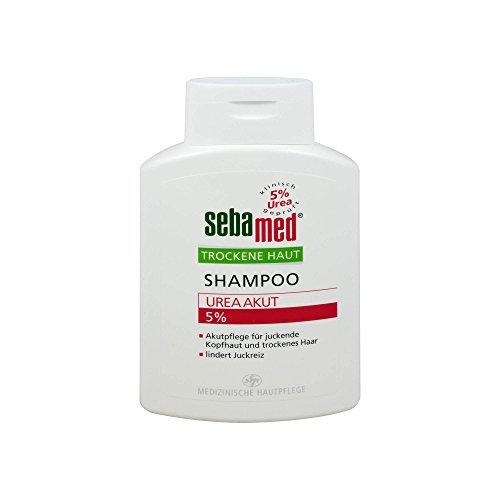 Sebamed Trockene Haut 5% Urea akut Shampoo, 200 ml