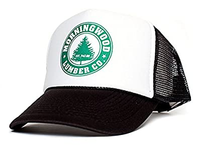 Morning Wood Lumber Co Established 7:45 AM Funny Unisex Adult One-Size Hat Cap Multi