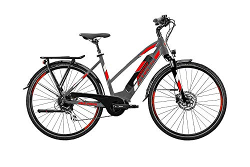 ATALA CLEVER 7.1 LADY bicicletta elettrica e-bike bici donna pedalata assistita motore AM80