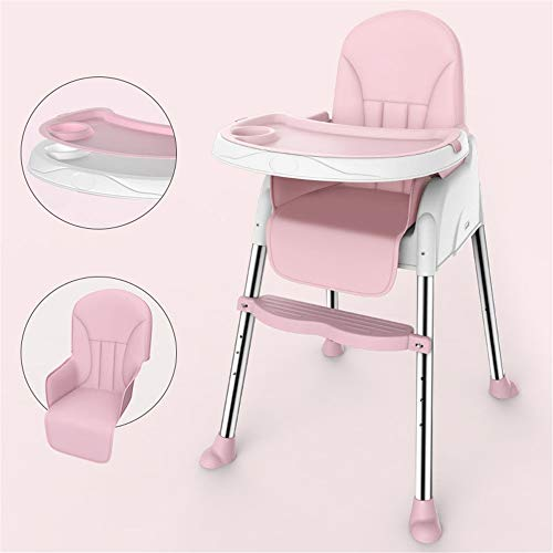 Best Review Of Yuybei Baby Highchairs 3 in 1 Convertible Modern Baby Highchair Solution High Chair T...