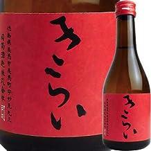 司菊酒造 純米吟醸 きらい (赤) 300ml