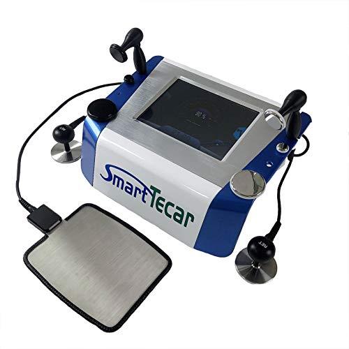 ADMLZQQ Inteligente Tecar Equipo de Terapia física por radi