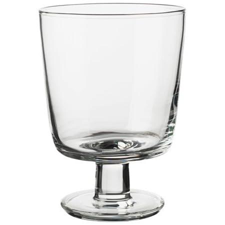 【IKEA/イケア】IKEA 365+ ワイングラス, クリアガラス