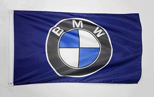 BMW Logo Racing Flag