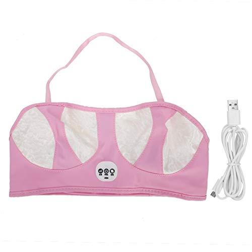 Sujetador eléctrico del masaje del pecho del Massager del pecho conveniente para el cuidado de la salud para la belleza(Rechargeable)