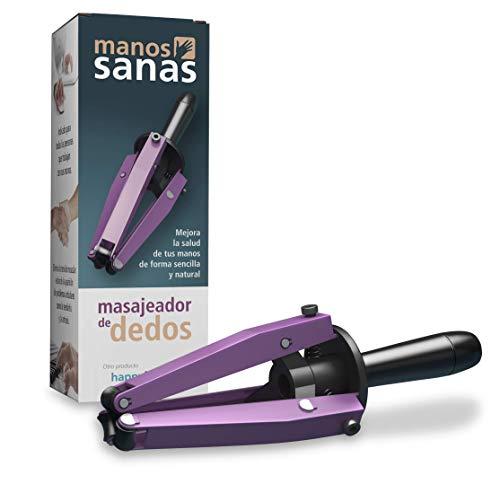 Masajeador manual de dedos Manos Sanas. Sistema Patentado Oficial fabricado en España