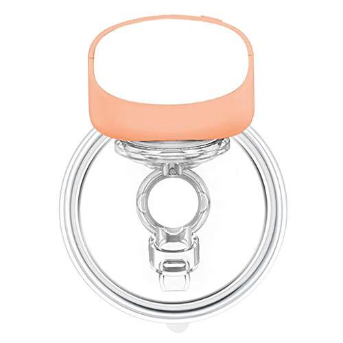 lahomia Elektrische Brust Pumpe Tragbare Elektronische/Manuelle Brust Pumpe 5 Ebenen Wiederaufladbare