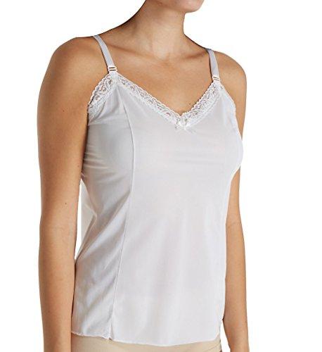 Shadowline Women's Daywear Adjustable Strap Camisole 22304 46 White