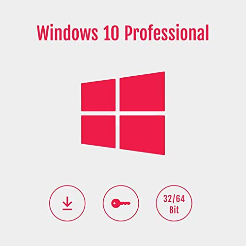 MS Windows 10 Professional PRO Key / Aktivierungsschlüssel - 32/64Bit - Deutsch / Multiligual - 100% verifizierte Ware - EXPRESSVERSAND innerhalb von max. 12 Stunden & per DPD-Paket
