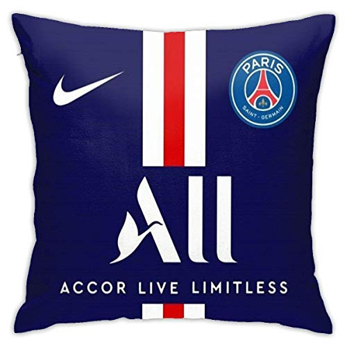 catty bluss Pillow Case Covers PSG Polyester Sofa Cushion Cover 40x40 cm