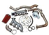 Turbo Kit T4 Silverado Sierra Turbocharger Vortec V8 LS 4.8 5.3 6.0 99+