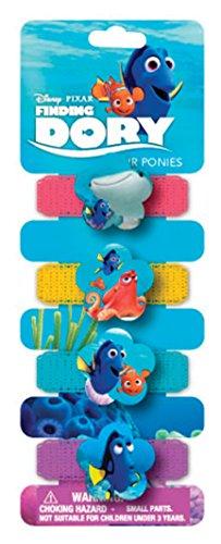 Joy Toy Disney alla Ricerca di Dory elastici per capelli per Bambini, 41163