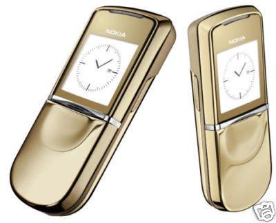 NOKIA 8800 SIROCCO GOLD MP3 OFFERTA