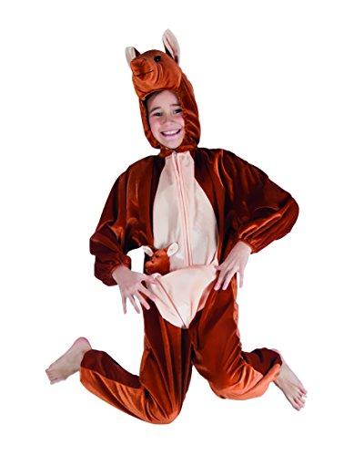 Aptafêtes - CS850114 - Costume - Peluche - Kangourou Max - Taille 140 cm