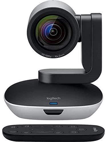 Logitech PTZ Pro Camera Video Conference System, PC/Mac (rinnovato)