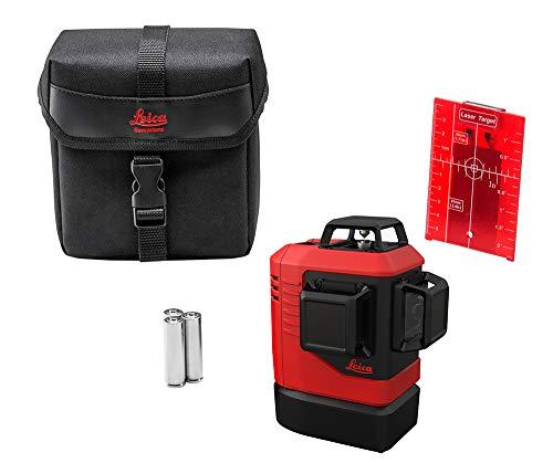 Leica Lino L6Rs - Multilinienlaser mit Ultra-Power Laserdioden für bessere Sichtbarkeit