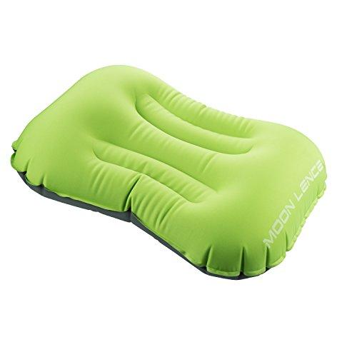 MOON LENCE Inflatable Pillow Ultralight Camping/Travel Pillow