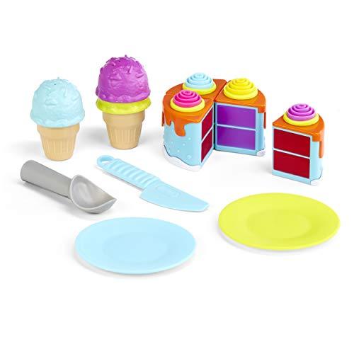 Little Tikes Tasty Jr. Bake 'N Share Birthday Treats Role Play Activity Pack, Multicolor Nebraska
