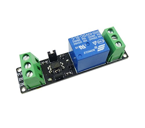 Amazon.co.uk - 1 Channel 3V Relay Module 3.3V