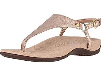 Best rose gold metallic sandals Reviews